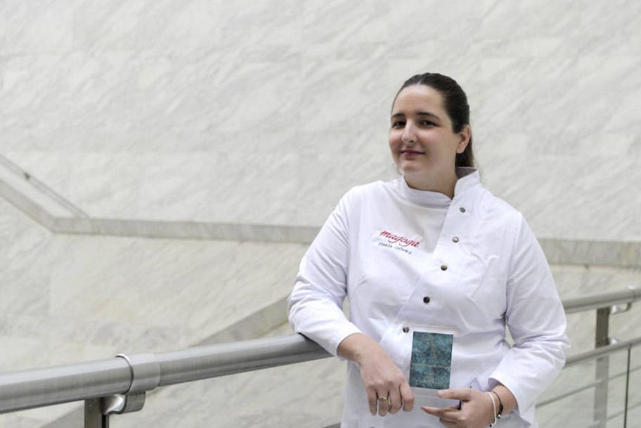 María Gómez de Magoga obtiene 1 Sol
