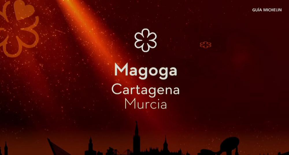 Magoga consigue su primera Estrella Michelín
